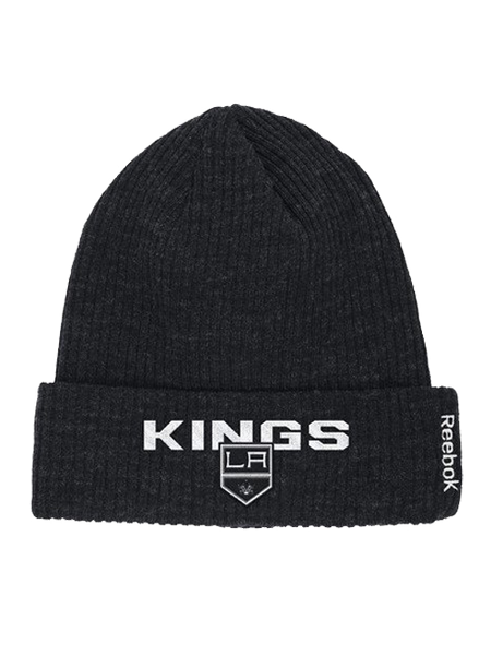 Los Angeles Kings Center Ice Locker Room Cuffed Knit Beanie