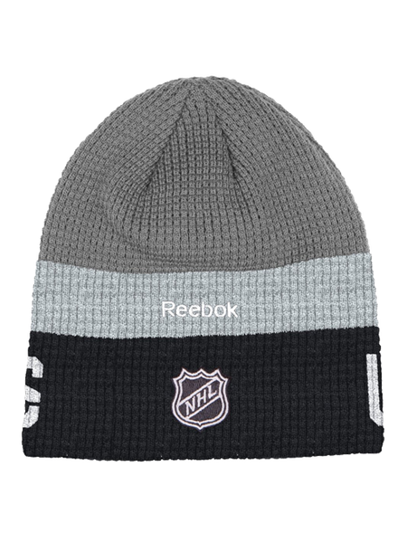 Los Angeles Kings Center Ice Stripe Knit Beanie