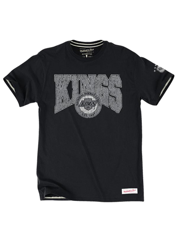 Los Angeles Kings Play By Play Short Sleeve T-Shirt