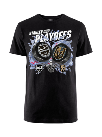 LA Kings Vs. Knights Dueling T-Shirt