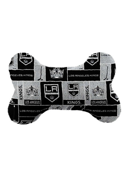 LA Kings Dog Squeak Toy