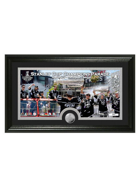 Los Angeles Kings Stanley Cup Champions Limited Edition Parade Panoramic
