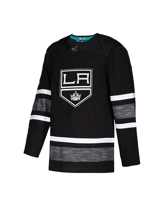 43462dca7 2019 NHL All-Star Game Parley Authentic Pro Jersey - Black – TEAM LA Store