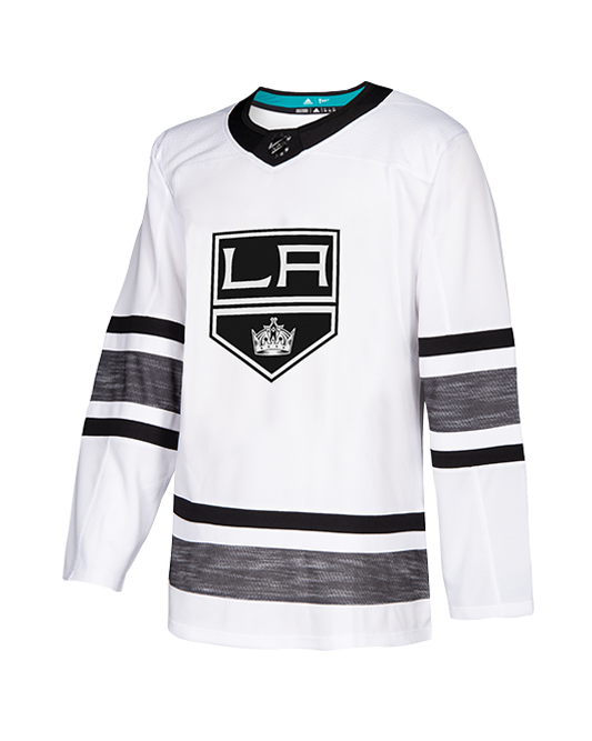 fcbc24012 2019 NHL All-Star Game Parley Authentic Pro Jersey - White – TEAM LA Store