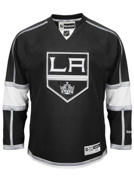 LA Kings Reebok Premier Home Jersey