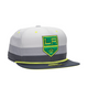 LA Kings Shield Logo 1995 High Crown Fitted Cap
