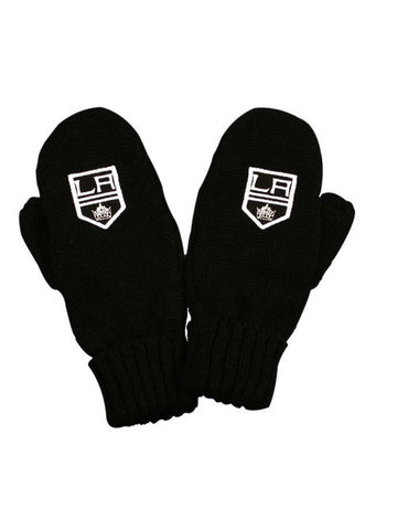 LA Kings Logo Mittens