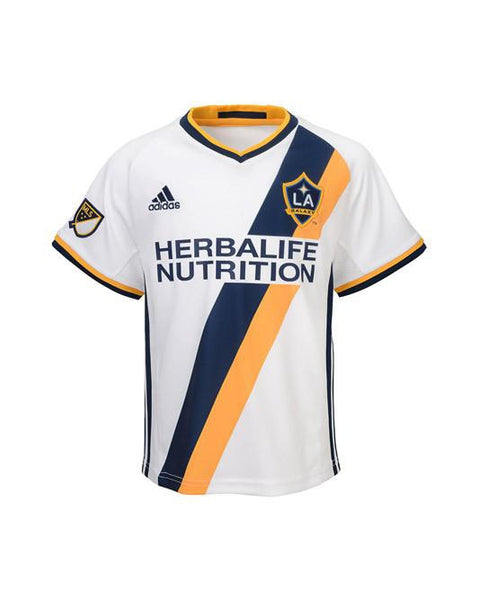 LA Galaxy Kids Replica Primary Jersey