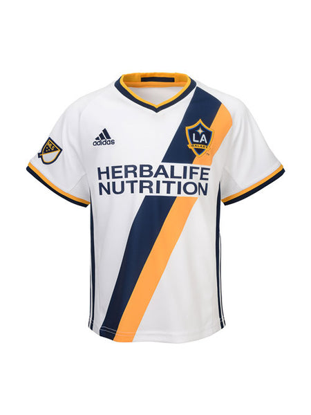 LA Galaxy Infant Primary Replica Jersey