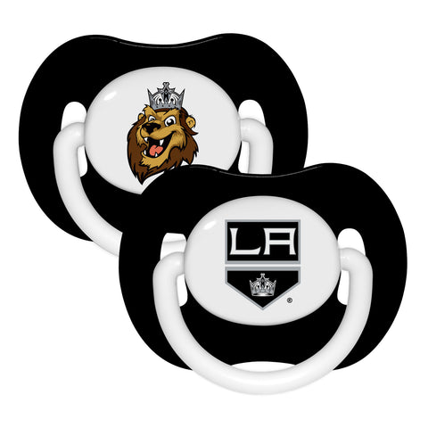Los Angeles Kings 2 Pack Team & Bailey Pacifiers