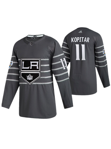 PRE-ORDER LA Kings NHL All-Star Anze Kopitar Authentic Pro Jersey