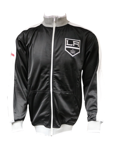 Los Angeles Kings LC Applique Brush Track Jacket