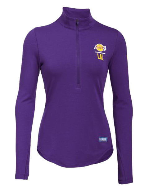 Los Angeles Lakers Women's Combine Quarter Zip Jacket