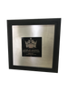 LA Kings 50th Anniversary Crown Statue Puck