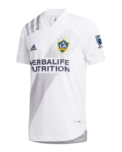 LA Galaxy adidas Men's 25th Season Celebration Authentic Jersey