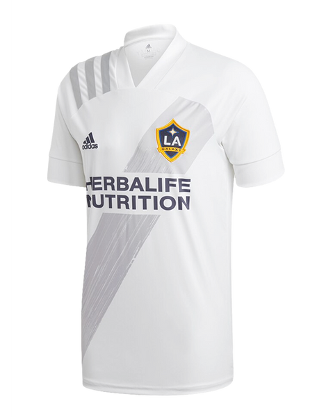 PRE-ORDER LA Galaxy adidas Men's 25th Season Celebration Replica Jersey - White