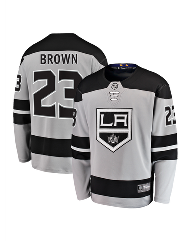 LA Kings Breakaway Dustin Brown Alternate Jersey