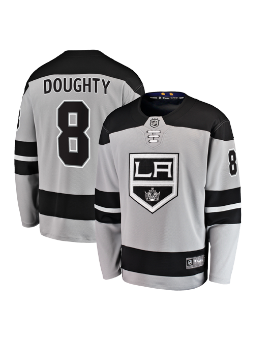 LA Kings Breakaway Drew Doughty Alternate Jersey