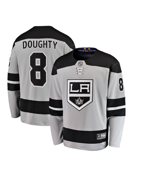 LA Kings Breakaway Drew Doughty Alternate Jersey eeed32259