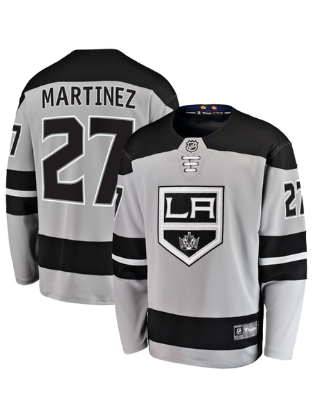 LA Kings Breakaway Alec Martinez Alternate Jersey
