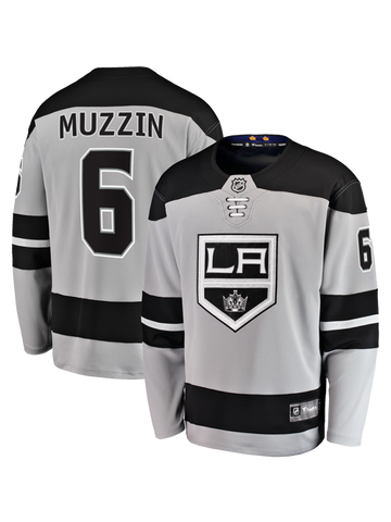 LA Kings Breakaway Jake Muzzin Alternate Jersey