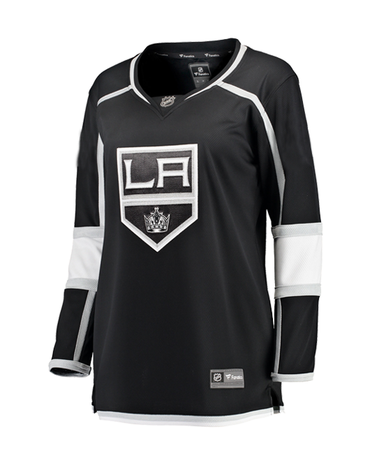 timeless design a79ac a4896 LA Kings Women's Breakaway Replica Home Jersey