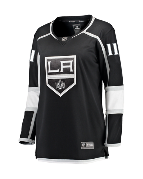 2aa0d43b0919 LA Kings Women s Anze Kopitar Breakaway Replica Home Jersey