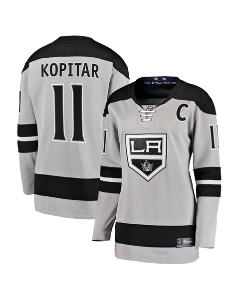 674126638d0 LA Kings Women s Anze Kopitar Breakaway Alternate Replica Jersey. Quick shop