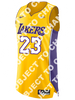 Los Angeles Lakers LeBron James Icon Edition Authentic Jersey - Gold