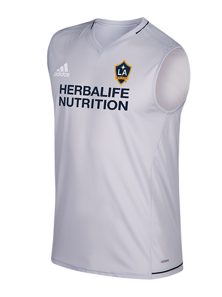 LA Galaxy Sleeveless Training T-shirt