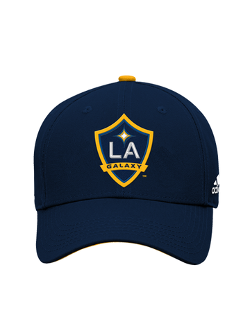 LA Galaxy Youth Team Adjustable Cap