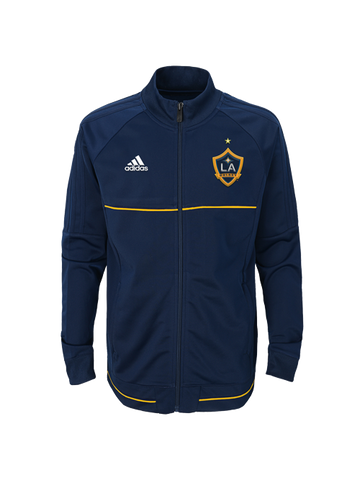 LA Galaxy Youth Anthem Track Jacket