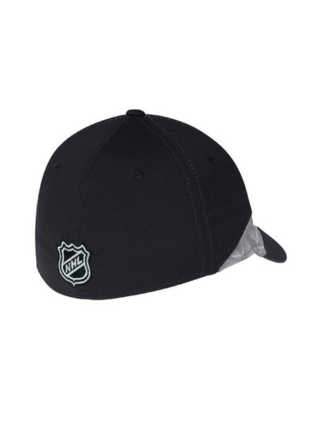 Los Angeles Kings Center Ice Practice Structured Flex Cap