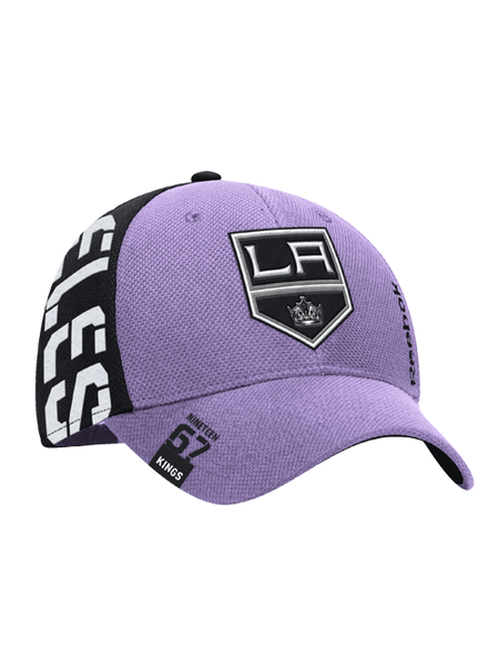 Los Angeles Kings Hockey Fights Cancer Flex Fit Cap