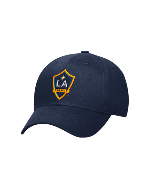 LA Galaxy Basic Structured Flex Cap
