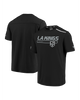 LA Kings Clutch Short Sleeve Tee - Black/Grey