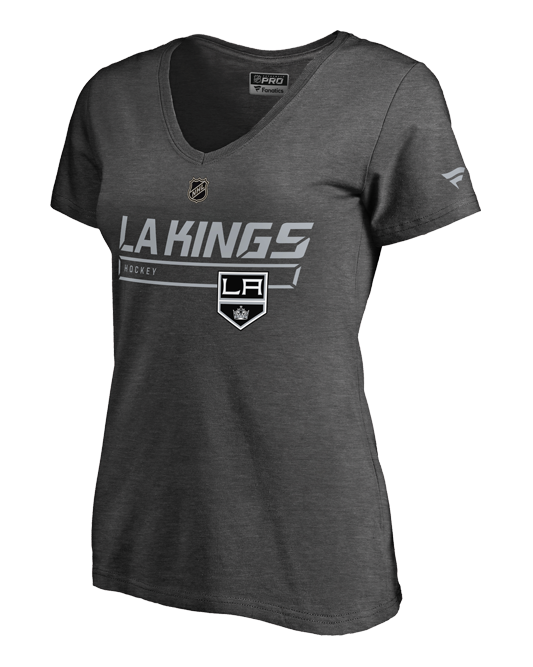 LA Kings Women's Authentic Pro Prime Stitch T-Shirt