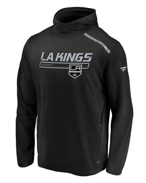 LA Kings Authentic Pro Rinkside Traditional Hoodie