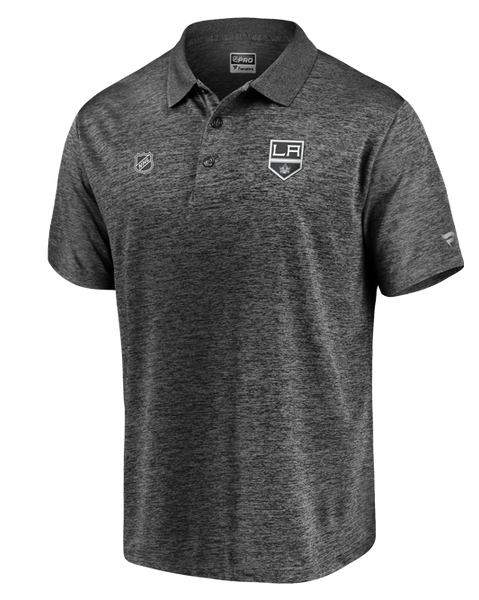 LA Kings Authentic Pro Clutch Polo