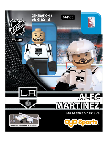 Los Angeles Kings Alec Martinez Road OYO Figurine