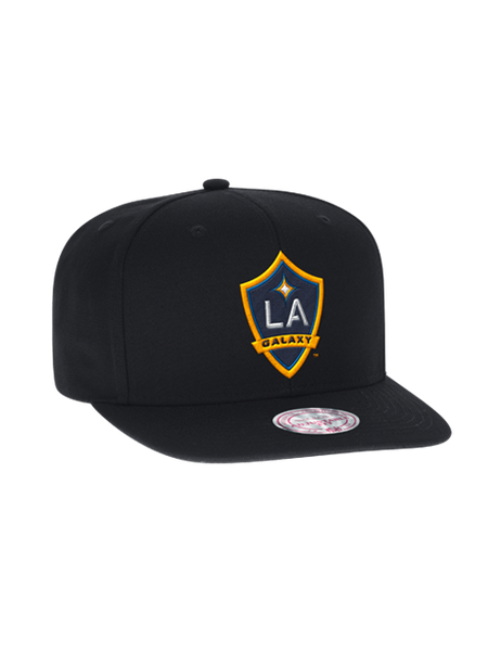 LA Galaxy Team Solid Snapback