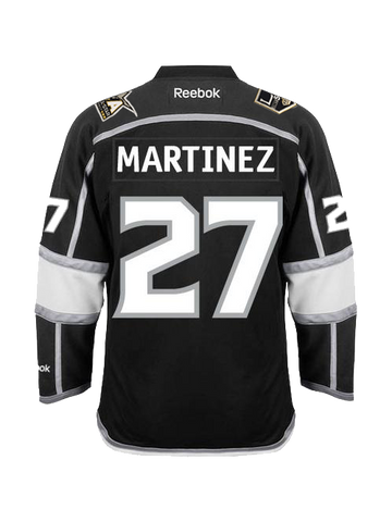 Los Angeles Kings Alec Martinez Premier Home Jersey