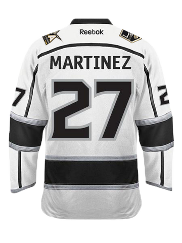 Los Angeles Kings Alec Martinez Premier Road Jersey