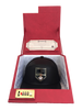 LA Kings 50th Anniversary Limited Edition Cashmere Napa Leather Cap