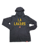 Los Angeles Lakers Rowan Team Name Hoodie - Black
