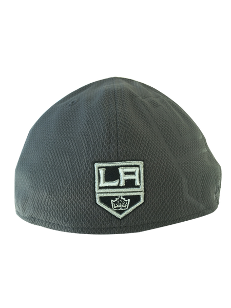Los Angeles Kings 50th Anniversary Logo Embossed Shield Cap