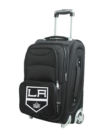 "LA Kings 21"" Carry-On Rolling Luggage"
