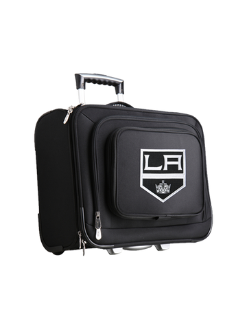 LA Kings Wheeled Laptop Overnighter