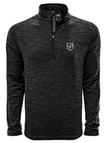 Los Angeles Kings 50th Anniversary Liquid Gel Armour Quarter Zip