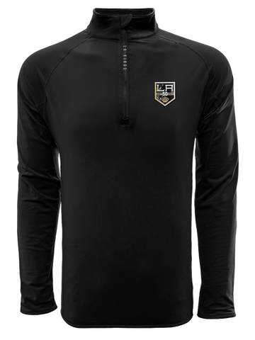 Los Angeles Kings 50th Anniversary Gel Metro Quarter Zip